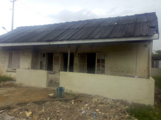 Proposed workshop space along university road yaba (11)